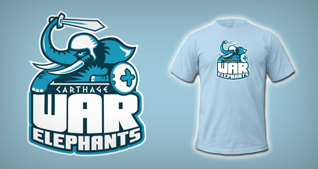 War Elephants shirt
